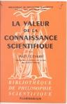 La Valeur De La Connaissance Scientifique