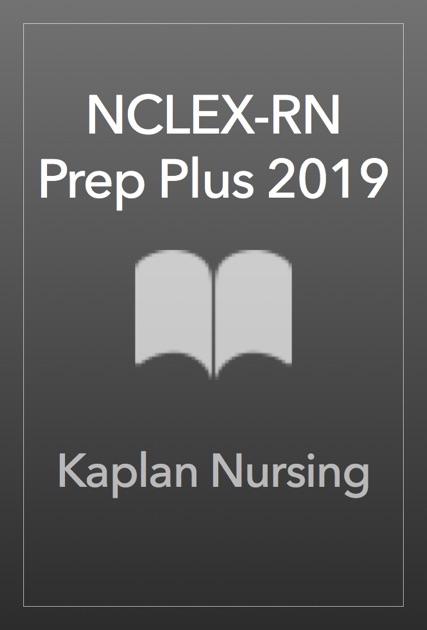 nclexrn prep plus 2019 2 practice tests proven strategies online video