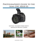 Alexander White - Photographer's Guide to the Sony DSC-RX10 III artwork