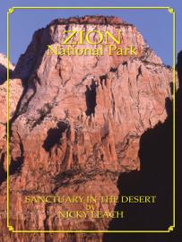 Zion National Park book
