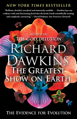 The Greatest Show on Earth - Richard Dawkins book