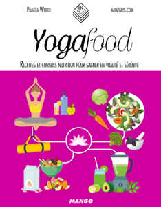 Yoga Food Couverture de livre