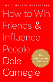 How To Win Friends & Influence People book