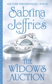 The Widow's Auction - Sabrina Jeffries Book