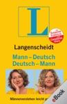 Langenscheidt Mann-DeutschDeutsch-Mann