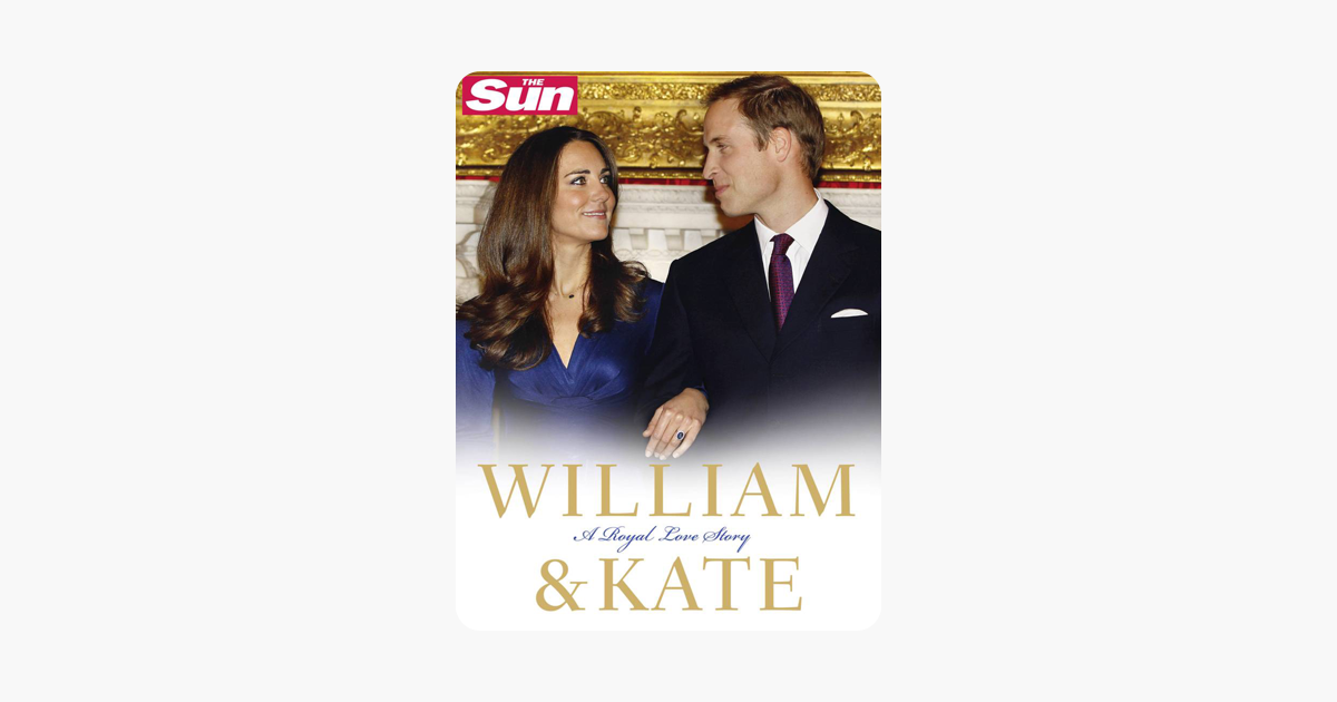 William And Kate A Royal Love Story Book