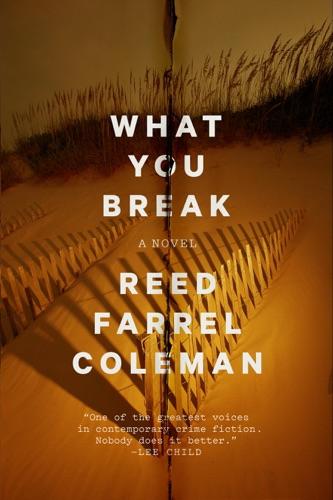 Reed Farrel Coleman - What You Break