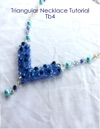 Triangular Necklace Tutorial Tb4