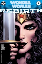 Wonder Woman: Rebirth (2016-) #1