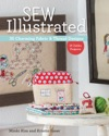 Sew Illustrated - 35 Charming Fabric  Thread Designs