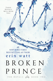 Broken Prince book