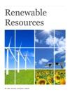 Renewable Resources