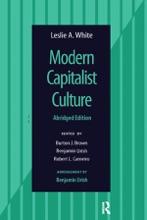Modern Capitalist Culture, Abridged Edition