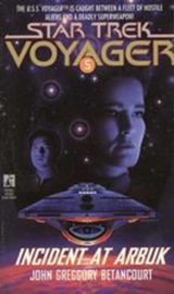 Star Trek: Voyager: Incident At Arbuk