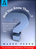 Did You Know That…?