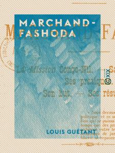 Marchand-Fashoda La couverture du livre martien