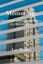 Mentoring: How to Start a Mentorship Program at a Remote Office