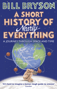 A Short History of Nearly Everything Boekomslag