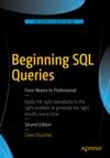 Beginning SQL Queries