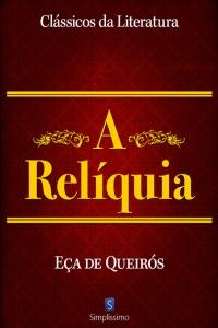 A Relíquia Book Cover