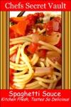 Spaghetti Sauce Kitchen Fresh Tastes So Delicious