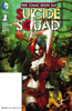 Adam Glass, Federico Dallocchio & Ransom Getty - FCBD 2016 - Suicide Squad Special Edition (2016) #1  artwork
