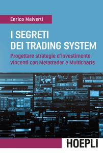 I segreti dei Trading System Copertina del libro
