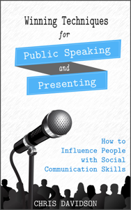 Winning Techniques for Public Speaking and Presenting Book Review