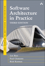 Software Architecture in Practice, 3/e