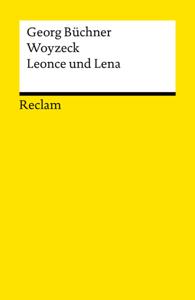 Woyzeck. Leonce und Lena Buch-Cover