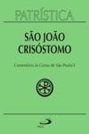 Patrstica - Comentrio S Cartas De So Paulo - Vol 273