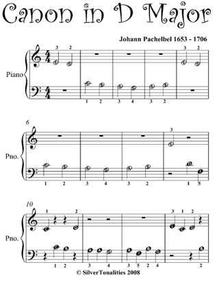 canon in d major composer
