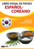 Libro visual de frases Español-Coreano Book Cover