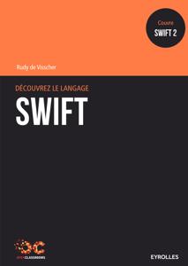 Découvrez le langage Swift La couverture du livre martien