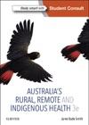 Australias Rural Remote And Indigenous Health - EBook