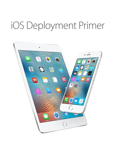 Ios Deployment Primer By Apple Inc  On Apple Books