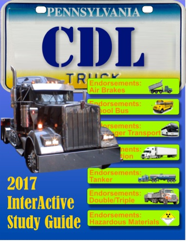 CDL Pennsylvania Commercial Drivers License - William Chester - William Chester
