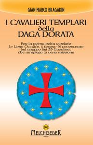 I cavalieri templari della Daga Dorata Copertina del libro