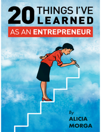 20 Things I've Learned As an Entrepreneur book