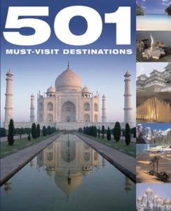 501 Must-Visit Destinations da D Brown, J Brown & A Findlay