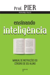 Ensinando Inteligência Capa de livro
