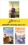 Love Inspired January 2016 - Box Set 2 Of 2