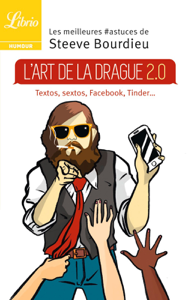 L'Art de la drague 2.0 La couverture du livre martien