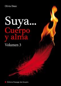 Suya, cuerpo y alma - Volumen 3 Book Cover