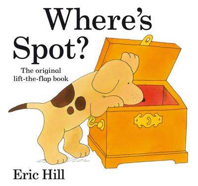 Where's Spot? (Enhanced Edition) - Eric Hill book