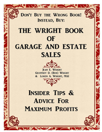 The Wright Book of Garage and Estate Sales book