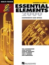 Essential Elements 2000 - Book 1 For Baritone BC Textbook