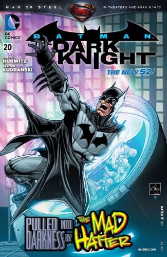 Gregg Hurwitz & Szymon Kudranski - Batman: The Dark Knight (2011- ) #20