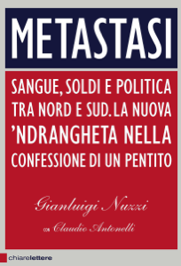Metastasi Libro Cover