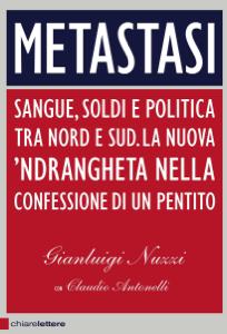 Metastasi Libro Cover